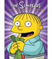 Simpsons - kausi 13 (4 DVD)