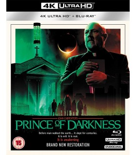 Prince of Darkness (1987) (4K UHD + Blu-ray)