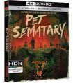 Pet Sematary (1989) 30th Anniversary (4K UHD + Blu-ray)