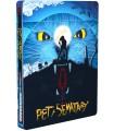 Pet Sematary (1989) Steelbook 30th Anniversary (Blu-ray + DVD) 8.4.