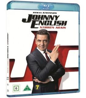 Johnny English Strikes Again (2018) Blu-ray