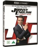 Johnny English Strikes Again (2018) (4K UHD + Blu-ray)