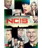 NCIS - Kausi 15 (2003– ) (6 DVD)