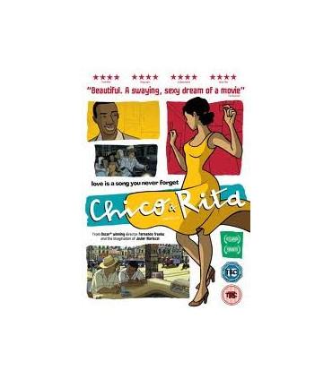 Chico & Rita (2010) DVD