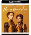 Mary Queen of Scots (2018) (4K UHD + Blu-ray)