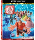 Ralph Breaks the Internet (2018) (4K UHD + Blu-ray)
