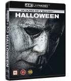 Halloween (2018) (4K UHD + Blu-ray)