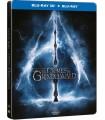 Fantastic Beasts: The Crimes of Grindelwald (2018) Steelbook (2D + 3D Blu-ray)