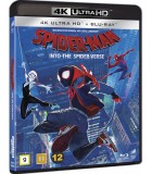 Spider-Man: Into the Spider-Verse (2018) (4K UHD + Blu-ray)