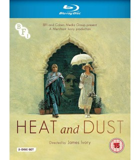 Heat and Dust (1983) (2 Blu-ray)