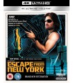 Escape from New York (1981) (4K UHD + Blu-ray)