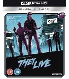 They Live (1988)  (4K UHD + Blu-ray)