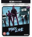 They Live (1988)  (4K UHD + Blu-ray)