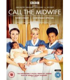 Call the Midwife - kausi 8. (2012– ) (3 DVD)
