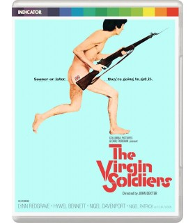The Virgin Soldiers (1969) Blu-ray