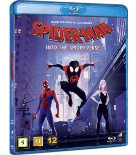 Spider-Man: Into the Spider-Verse (2018) (3D + 2D Blu-ray)