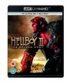 Hellboy II: The Golden Army (2008) (4K UHD + Blu-ray)
