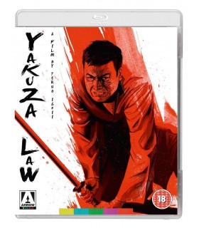 Yakuza Law (1969) Blu-ray