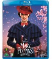 Maija Poppasen paluu (2018) Blu-ray