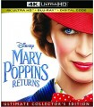 Mary Poppins Returns (2018) (4K UHD + Blu-ray)