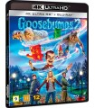 Goosebumps 2: Haunted Halloween (2018) (4K UHD + Blu-ray)