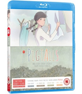 Pigtails and Other Shorts - Collection (Blu-ray + DVD)