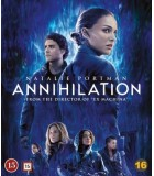 Annihilation (2018) Blu-ray
