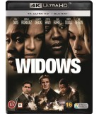 Widows (2018) (4K UHD + Blu-ray)