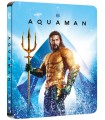 Aquaman (2018) Steelbook (3D + 2D Blu-ray)