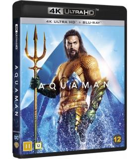 Aquaman (2018) (4K UHD + Blu-ray)