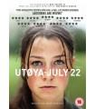 Utøya - July 22 (2018) DVD