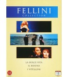Federico Fellini - Collection (1952 - 1960) (3 DVD)