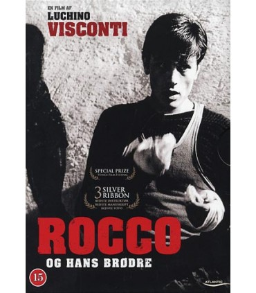 Rocco and His Brothers (1960) DVD