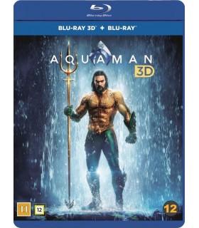 Aquaman (2018) (3D + 2D Blu-ray)