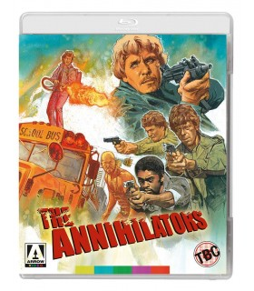 The Annihilators (1985) Blu-ray