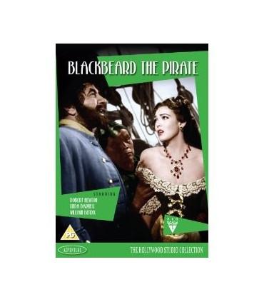 Blackbeard The Pirate (1952) 13.6.