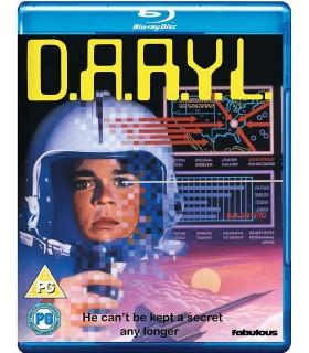 D.A.R.Y.L. (1985) Blu-ray