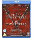 The Three Musketeers (1973) / The Four Musketeers (1974) Blu-ray (2 Blu-ray)