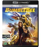 Bumblebee (2018) (4K UHD + Blu-ray)
