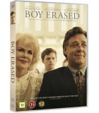 Boy Erased (2018) DVD