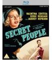 Secret People (1952) Blu-ray