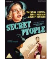 Secret People (1952) DVD