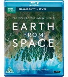 Earth from Space (2019) (2 Blu-ray + 2 DVD)