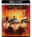 Backdraft (1991) (4K UHD + Blu-ray)