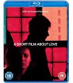 A Short Film About Love (1988) Blu-ray