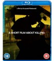 A Short Film About Killing (1988) Blu-ray