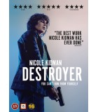 Destroyer (2018) DVD