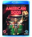 American Gods - Kausi 2. (2017– ) (4 Blu-ray)