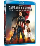 Captain America: The First Avenger (2011) Blu-ray