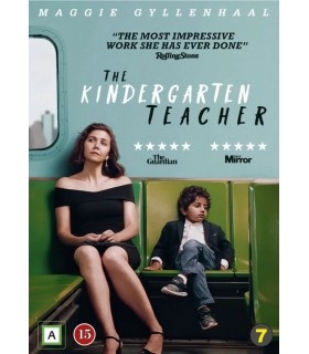 The Kindergarten Teacher (2018) DVD
